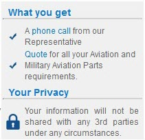 Aviation Sourcing Solution Privacy Statement