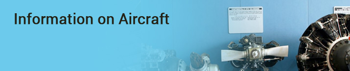 Aircraft Parts by Aircraft Categories, Aircraft Model