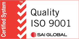 ISO 9001:2008 Certified Distributor